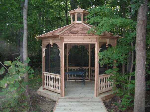 Gazebos Pergolas Creative Wood Products